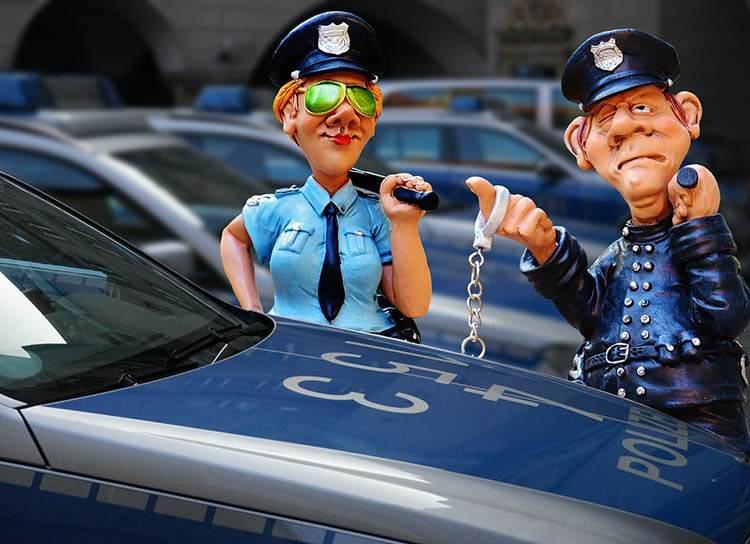 policja drogowa ciekawostki policjanci humor