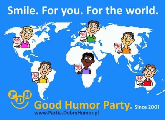 Partia Dobrego Humoru Good Humor Party