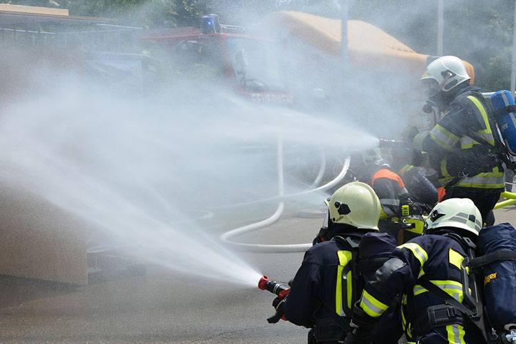 strażacy ciekawostki pożar humor