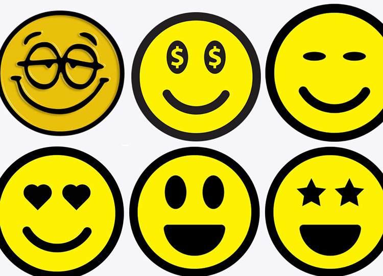 dobry humor ciekawostki śmieszne emotikony uśmiech śmiech radość