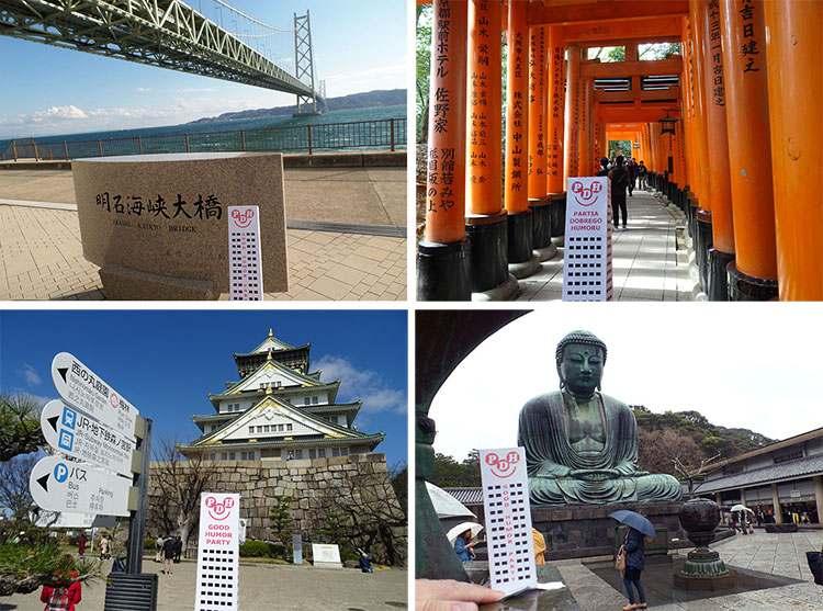 Japonia ciekawostki atrakcje zabytki