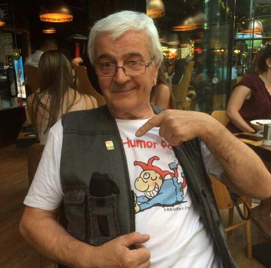 Walex Walery Alexandrow ambasador Sofia Partia Dobrego Humoru Bułgaria Good Humor Party Bulgaria